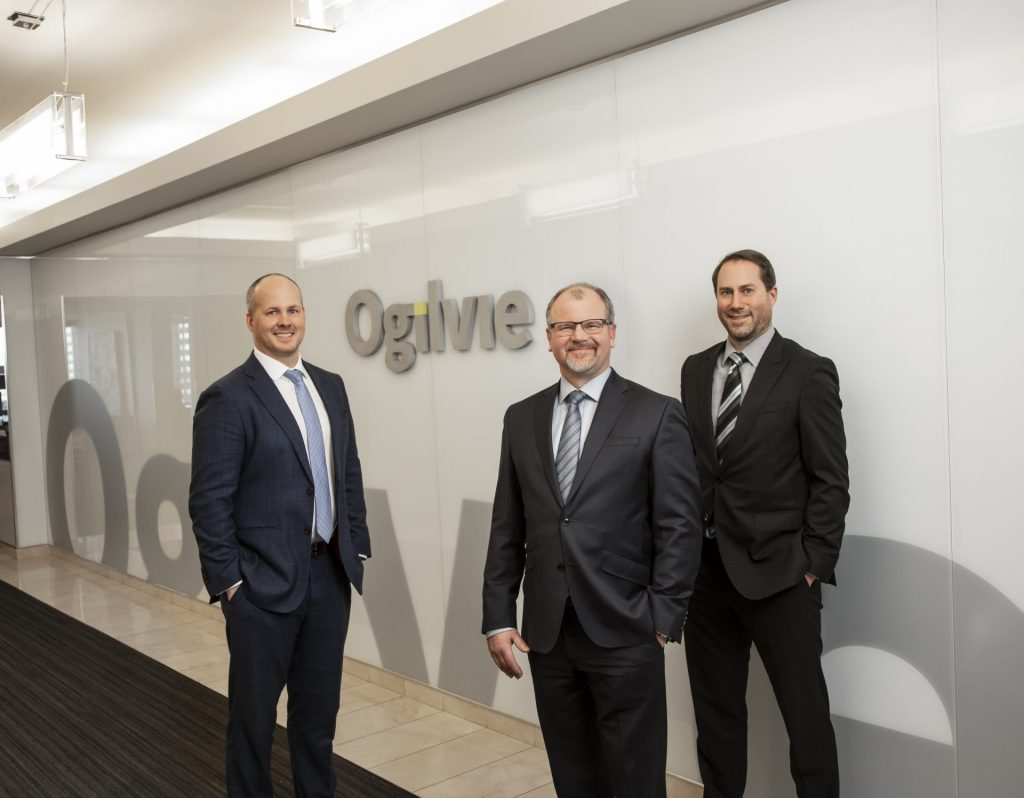 New Ogilvie Management Team